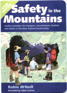 Safety in the Mountains, 11th edition cover
